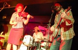 The John Wesley Stone - The Fermain Tavern - 18/10/08