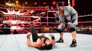 Elias and John Cena