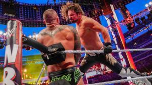 Randy Orton and AJ Styles