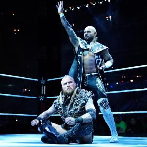 Ricochet and Aleister Black