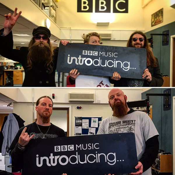 The Recks and Atomised - BBC Music Introducing