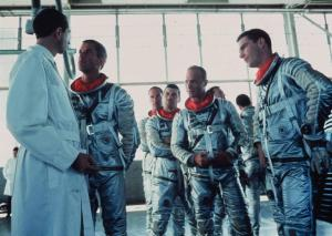 The Right Stuff - Mercury Astronauts