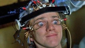 A Clockwork Orange - Alex in eye clamps