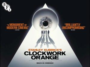A Clockwork Orange - BFI poster 2019