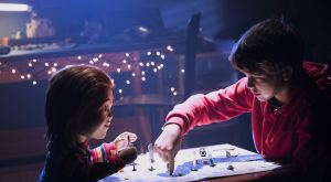 Child's Play 2019 - Chucky and Gabriel Bateman