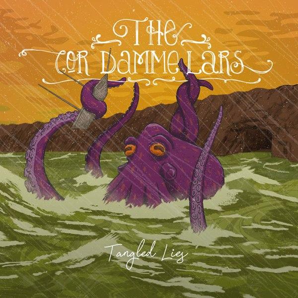 The Cor Damme Lars - Tangled Lies - album art