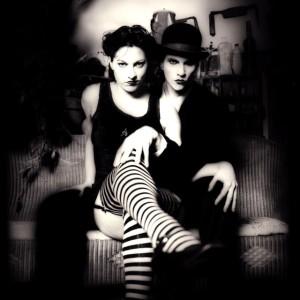 The Dresden Dolls - Amanda Palmer and Brian Viglione