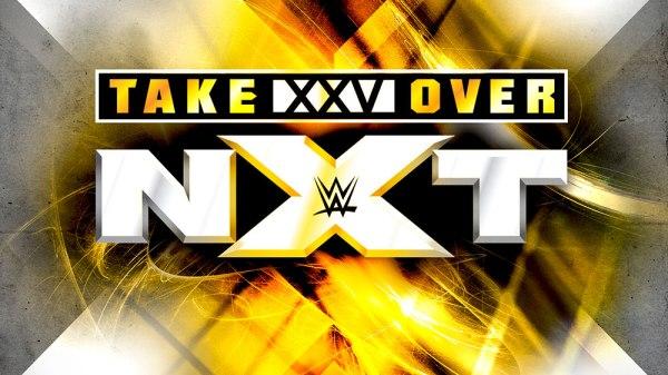 WWE - NXT Takeover XXV logo