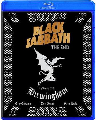 Black Sabbath - The End - blu-ray