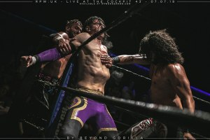 Bullet Club vs Whitewolf - Beyond Gorilla