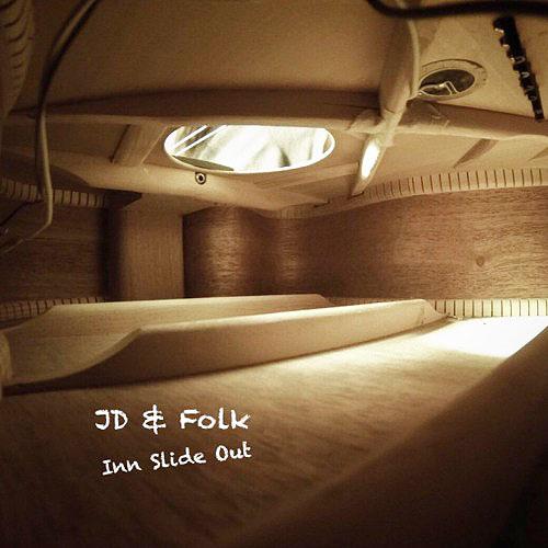 JD & Folk - Inn Slide Out - CD cover