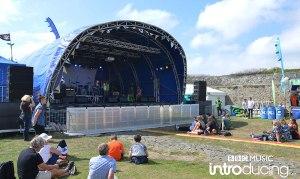 Vale Earth Fair Castle Stage - Extinction Rebellion Showcase