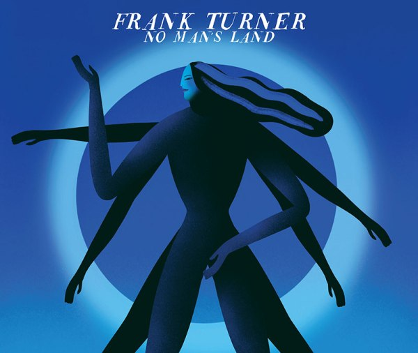 Frank Turner - No Man's Land - album artwork