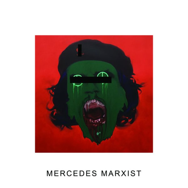 IDLES - Mercedes Marxist - cover art