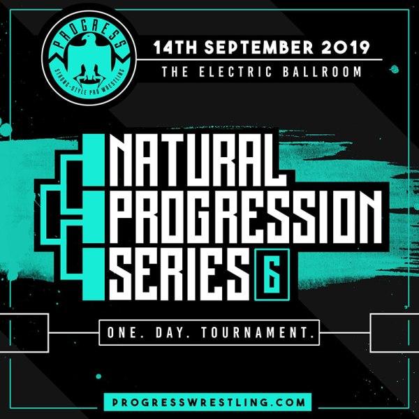 Natural Progression Series 6 - logo for blog