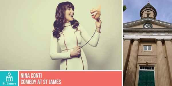 Nina Conti - St James