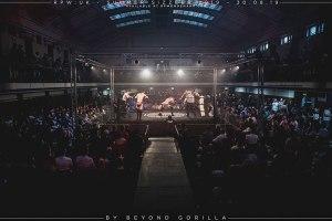 Pre-show match - Beyond Gorilla