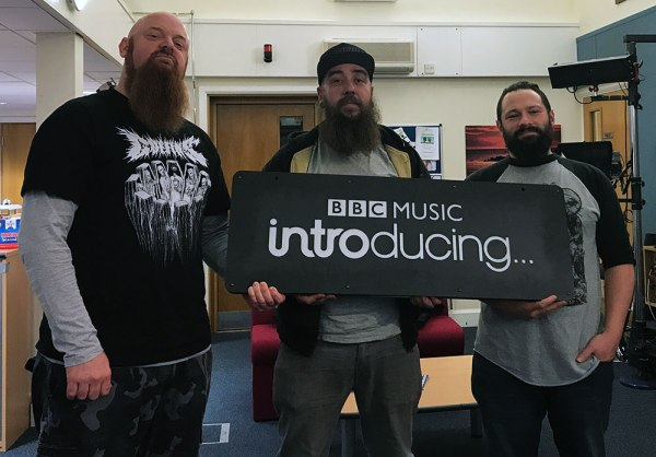 Byzanthian Neckbeard - BBC Music Introducing in the Channel Islands