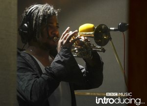 Ash Jarman of The Recks - BBC Maida Vale Studios - BBC Music Introducing