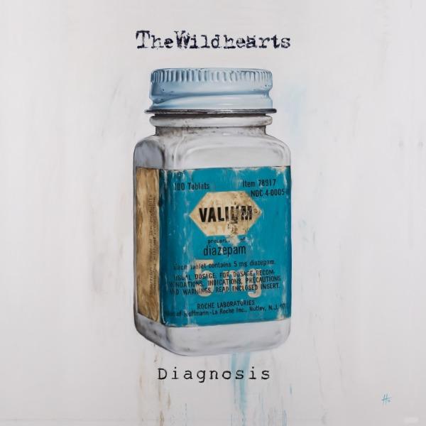 The Wildhearts - Diagnosis - album art