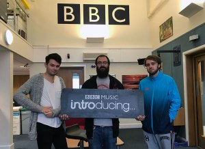 WaterColour Matchbox - BBC Music Introducing in the Channel Islands