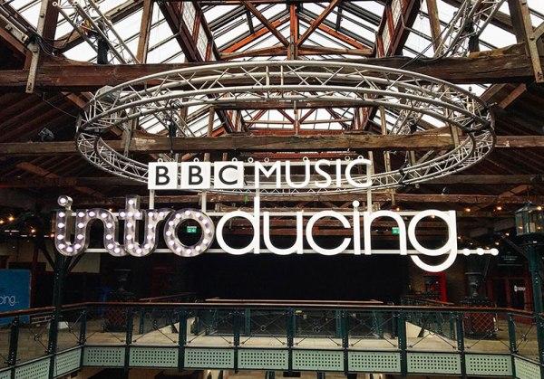 BBC Music Introducing sign