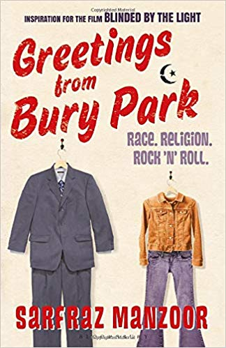 Greetings From Bury Park book cover