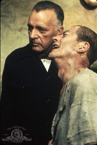 1984 - Richard Burton and John Hurt