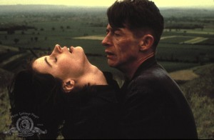 1984 - Suzanna Hamilton and John Hurt
