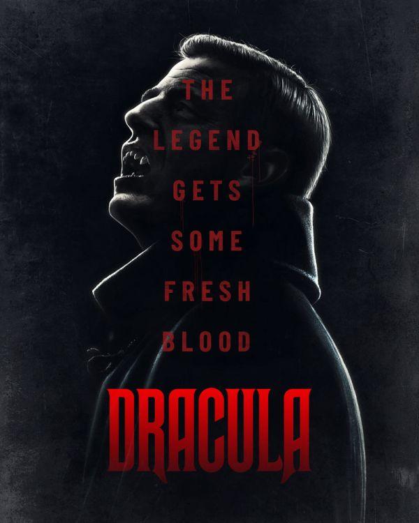 Dracula 2020 poster