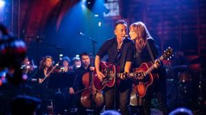 Bruce Springsteen and Patti Scialfa in Western Stars