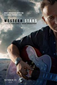 Bruce Springsteen - Western Stars - film poster