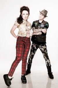 Emanuela Hutter and Sparky