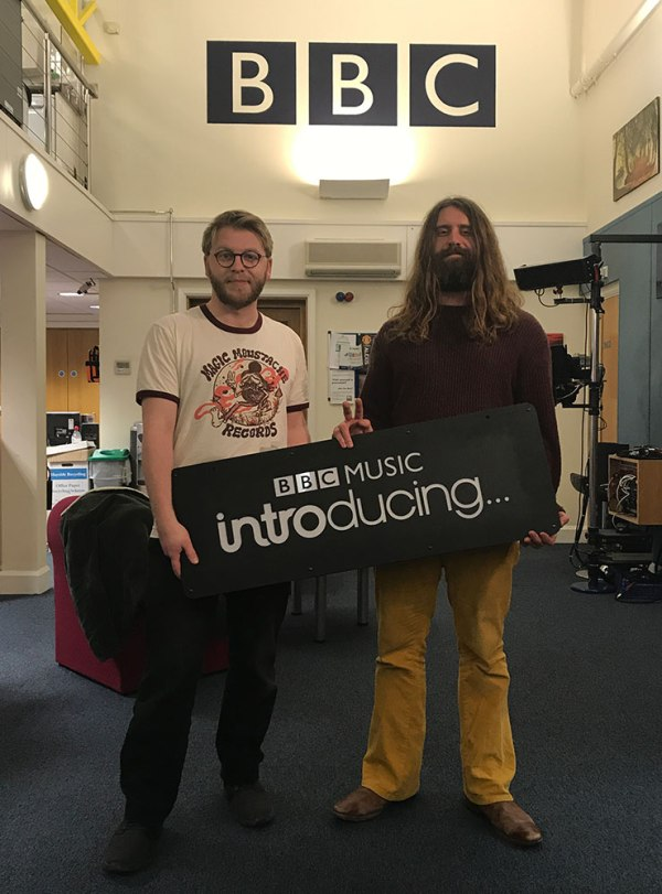 Magic Moustache Records - BBC Music Introducing In The Channel Islands