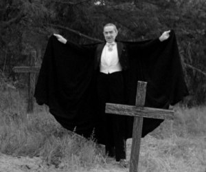 Plan 9 From Outer Space - Bela Lugosi