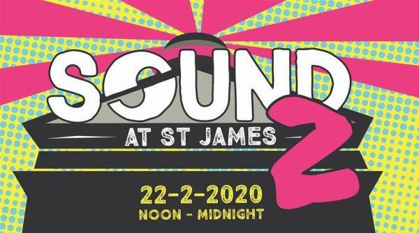 Sound At St James 2 - poster