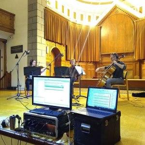 Flexagon and Mariposa Strings