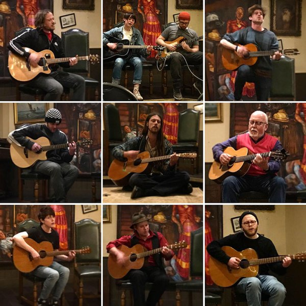Guernsey Gigs Unplugged Club Montage