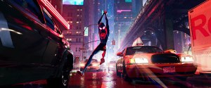 Into The Spider-verse - Miles as Spider-Man