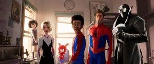 Into The Spider-verse - team
