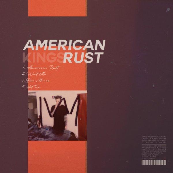 Kings - American Rust EP - cover