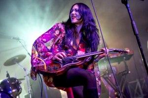 Rosalie Cunningham live