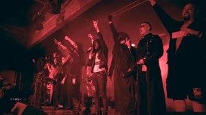 A ritual of The Satanic Temple