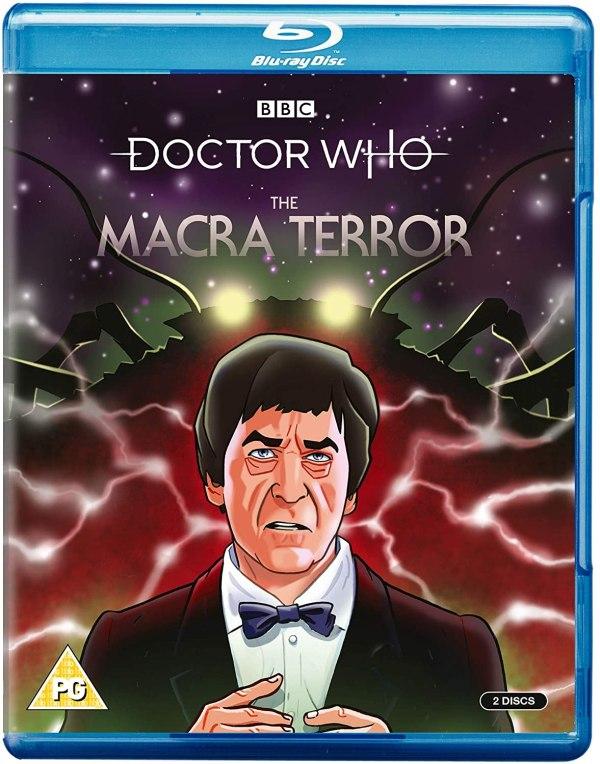 Doctor Who - The Macra Terror - Blu-ray