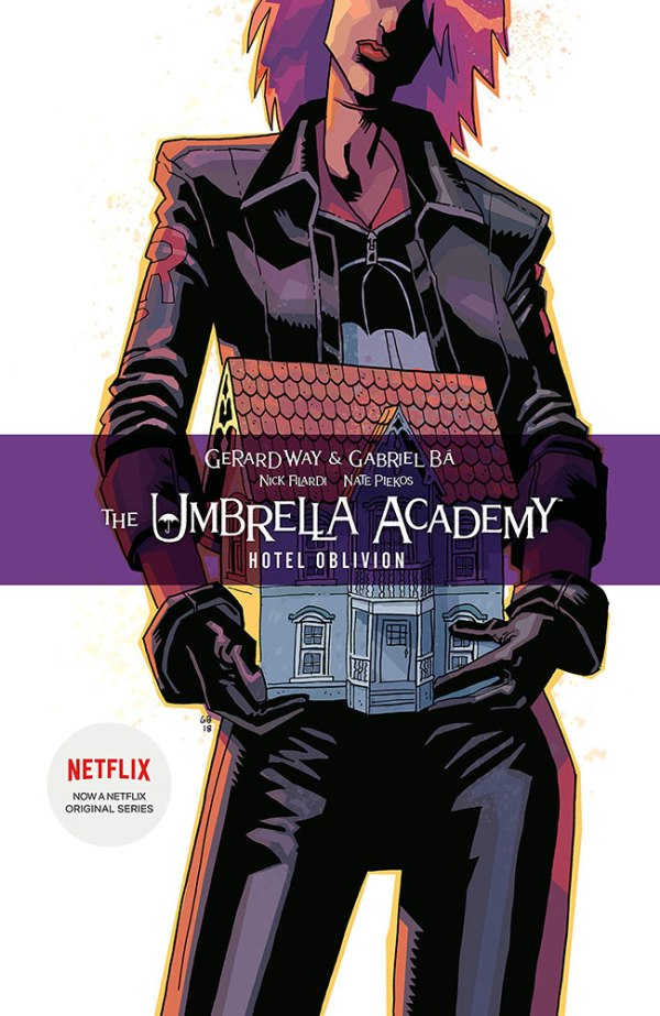The Umbrella Academy - Hotel Oblivion - cover