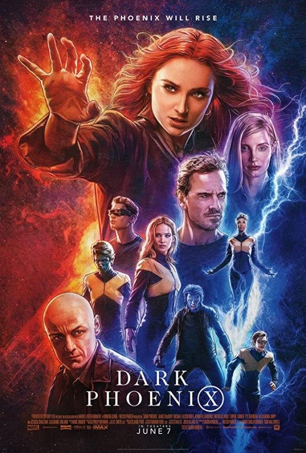 X-Men: Dark Phoenix - poster