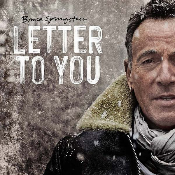 Bruce Springsteen - Letter To You - album cover