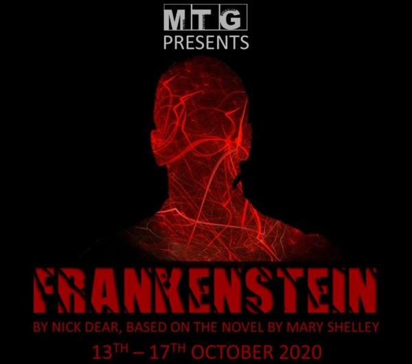 MTG presents Frankenstein poster