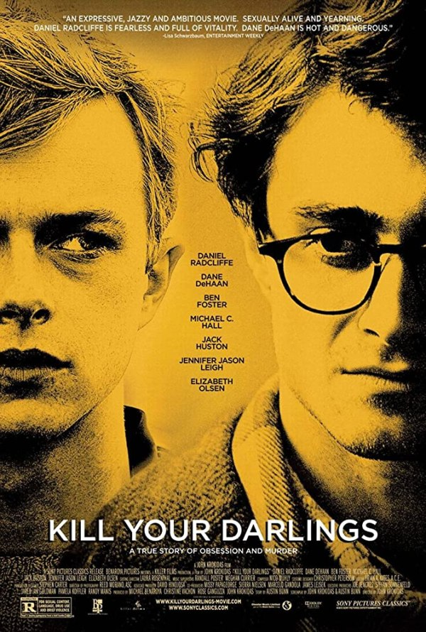 Kill Your Darlings - poster