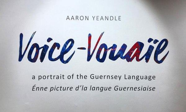 Voice-Vouaïe exhibition banner
